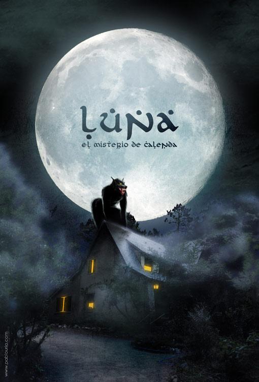 Luna, el misterio de Calenda - Antena3 - Globomedia - pablouria.com