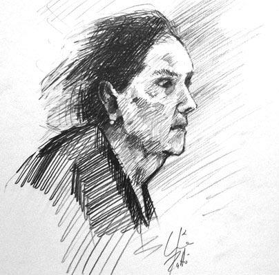 Ilustración a lapiz - Pablo Uría Ilustrador