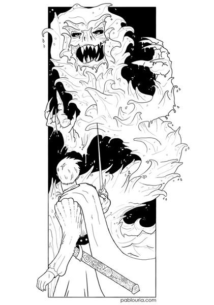 Ilustración Infantil | Pablo Uría Ilustrador