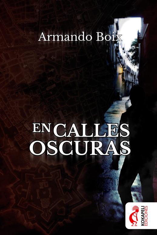 Ilustración y portada En calles oscuras- Kokapeli Ediciones | Pablo Uría Ilustrador