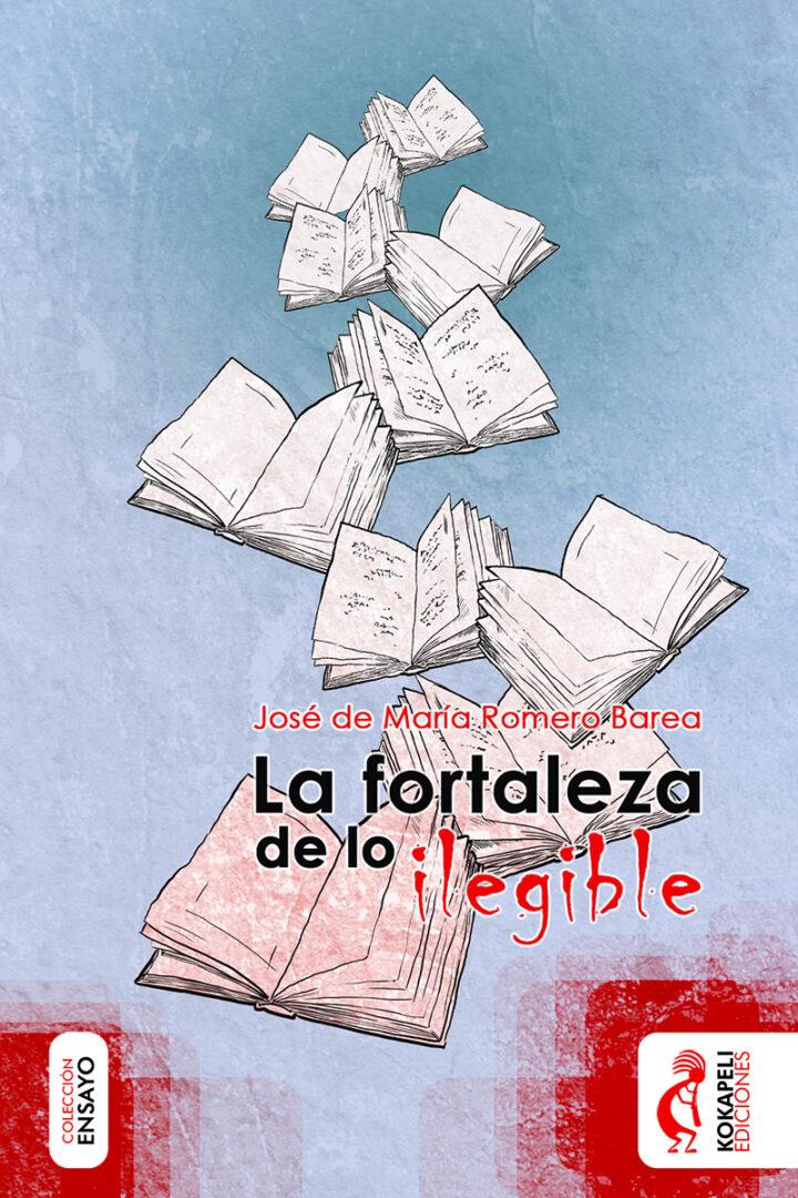 Ilustración La fortaleza de lo ilegible - Kokapeli Ediciones | Pablo Uría Ilustrador