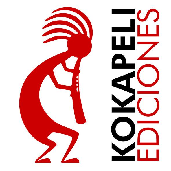 Logotipo Kokapeli Ediciones | Pablo Uría Ilustrador