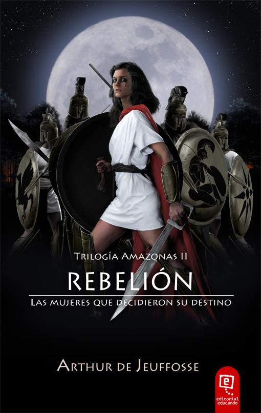 Rebelión, Amazonas II - Educando - Pablo Uria Ilustrador Editorial