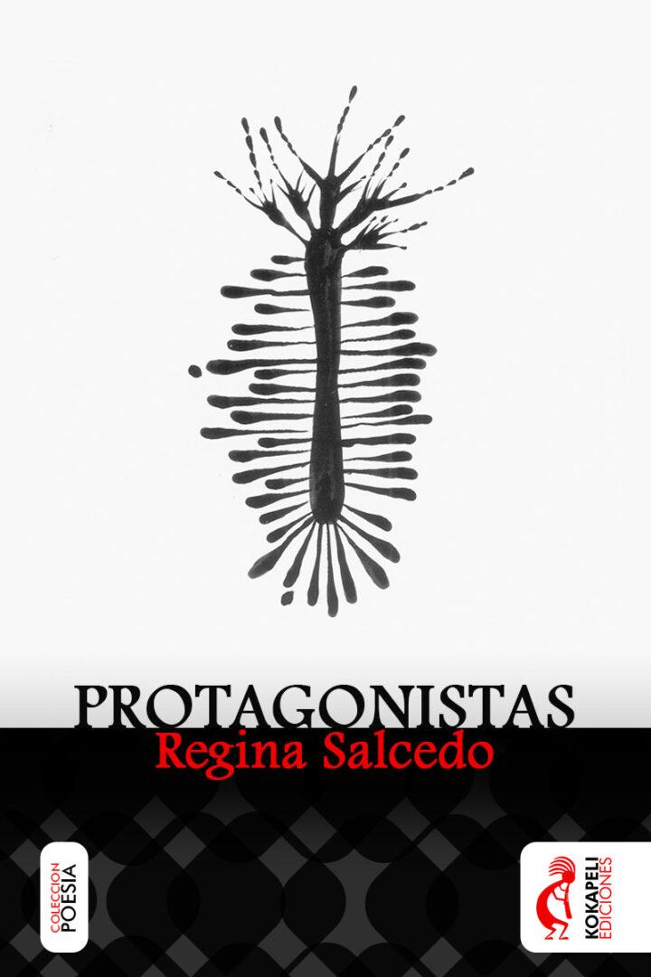 Diseño Cubierta Protagonistas - Kokapeli Ediciones | Pablo Uría Ilustrador