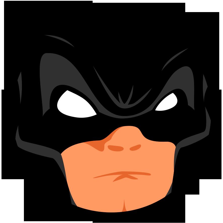 Ilustración Batman