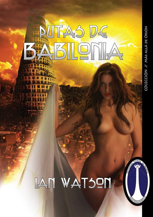 Putas de babilonia - Torre de Marfil - Pablo Uria Ilustrador