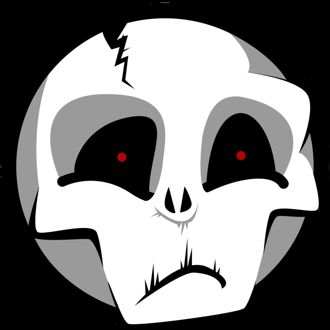 Ilustración WhiteSkull | Pablo Uria Ilustrador