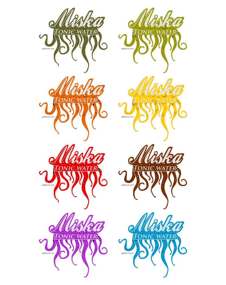 MiskaTonic Colors - Pablo Uria Ilustrador Editorial