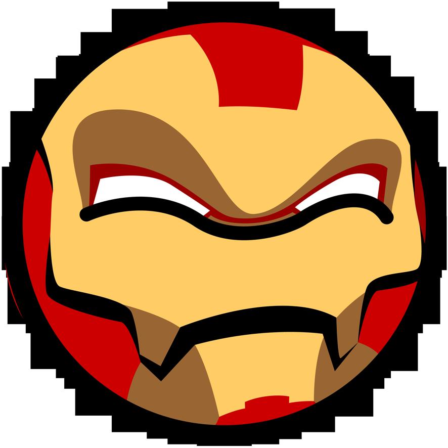 Ilustración Ironman | Pablo Uría Ilustrador