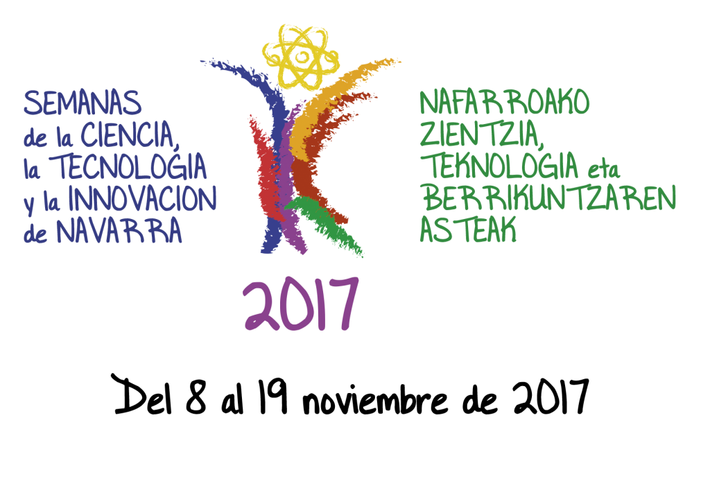 Semanas Ciencia Navarra 2017 | Pablo Uria Ilustrador