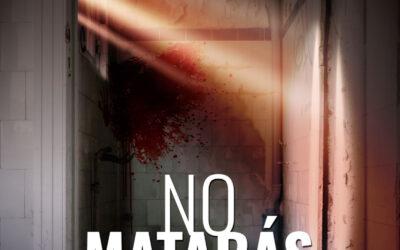 Portada de Novela: No matarás