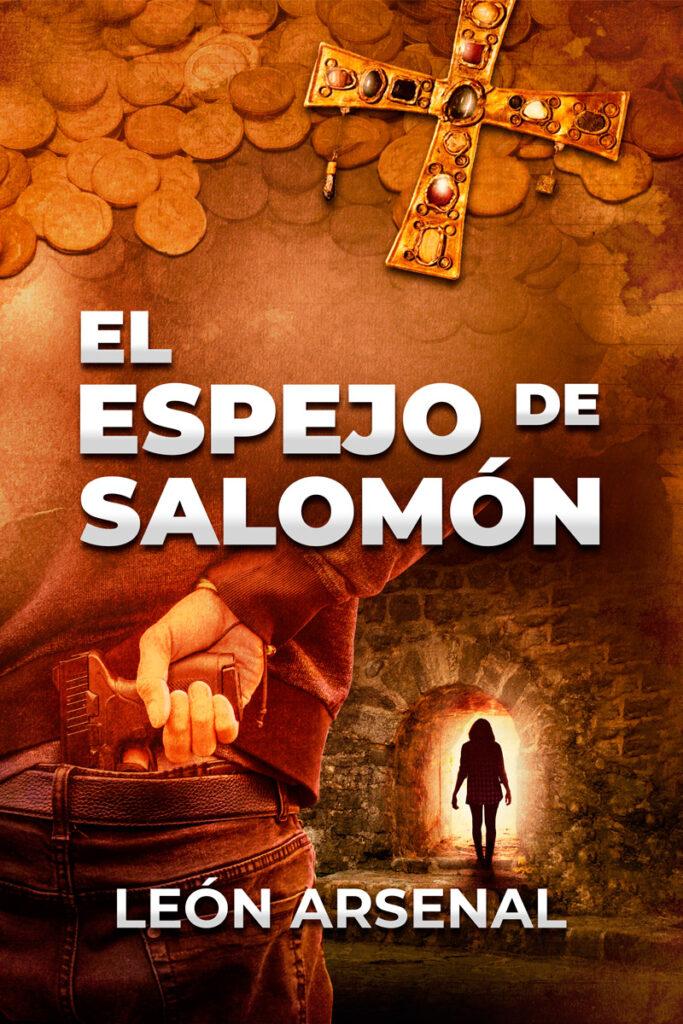 El Espejo de Salomón - Pablo Uria Ilustrador editorial