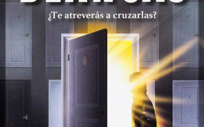Portada de Novela: Las puertas blancas