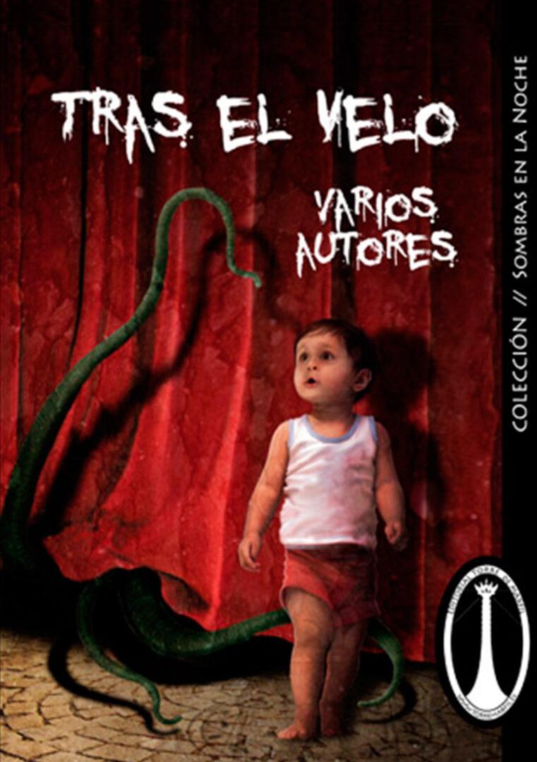 Tras el Velo - Torre de Marfíl Ediciones | Pablo Uría Ilustrador