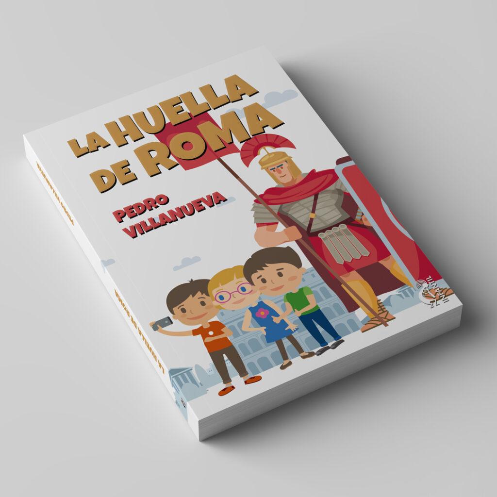 la-huella-de-roma-pablouria-ilustrador-infantil