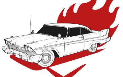 Ilustración de Christine (1983)