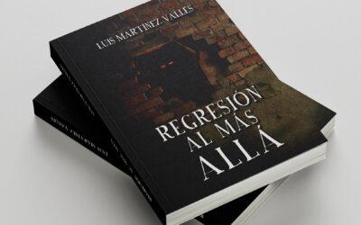 Ilustración de cubierta de novela: Regresión al más allá