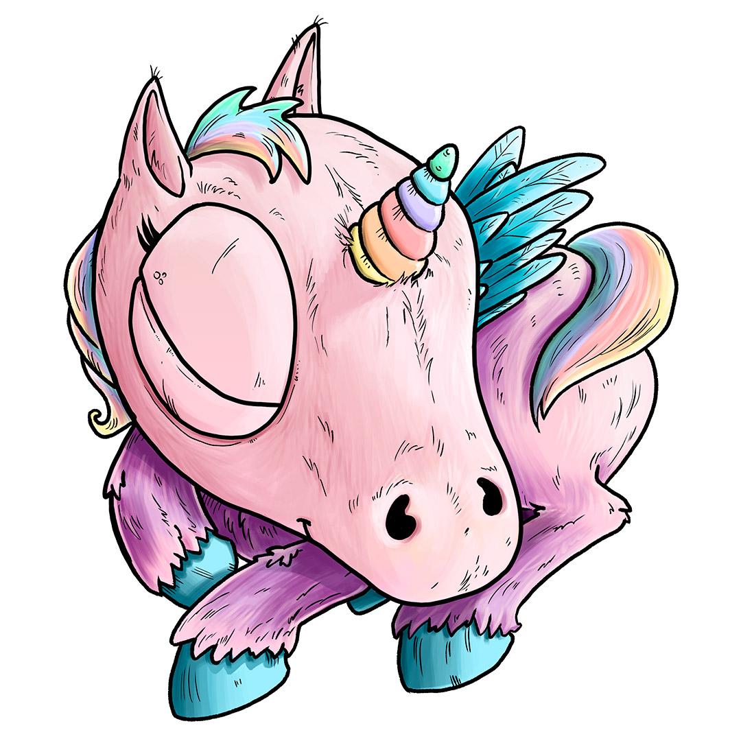 ilustracion-unicornio-pablouriailustrador
