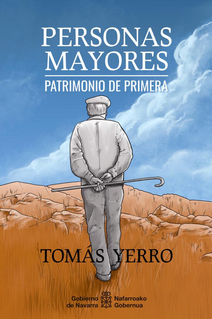 Personas Mayores - Tomás Yerro | Pablo Uría Ilustrador